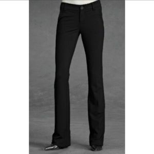CAbi #141R Ponte Knit Career Stretch Trouser Pants